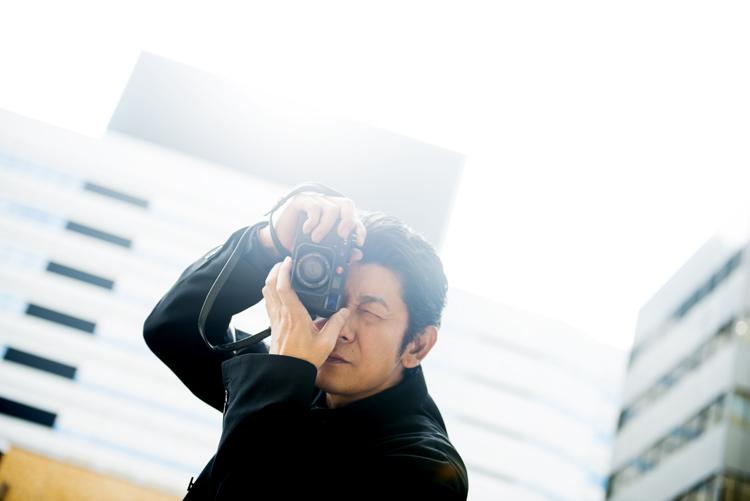 写真家を演じると、自分では撮れない写真が撮れる 永瀬正敏さんインタビュー(2) 新連載開始を前に