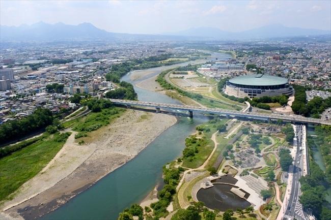群馬県庁となった戦国の城 前橋城(1)