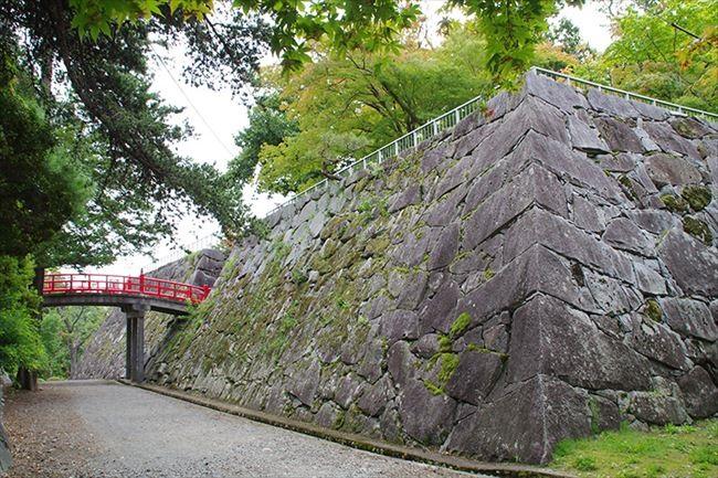 徹底解説。東北では珍しい石垣の盛岡城