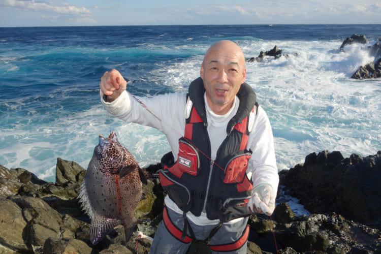 「幻の魚」イシガキダイを狙え! 乗っ込み時期の鹿児島県屋久島