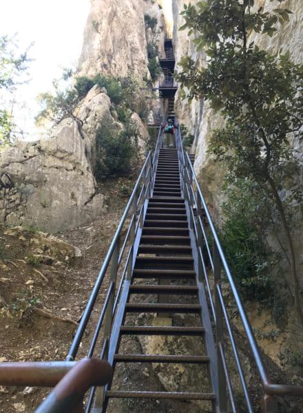 ヨーロッパで最も美しく険しい渓谷 フランス・ヴェルドン渓谷(下)