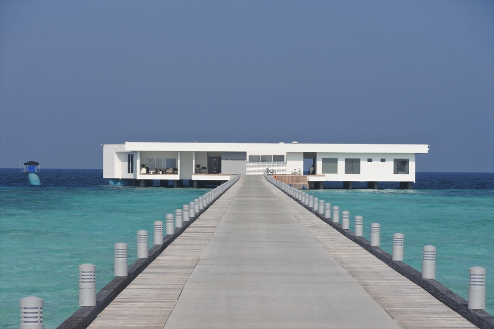 モルディブに誕生した世界初の海中レジデンスに潜入!