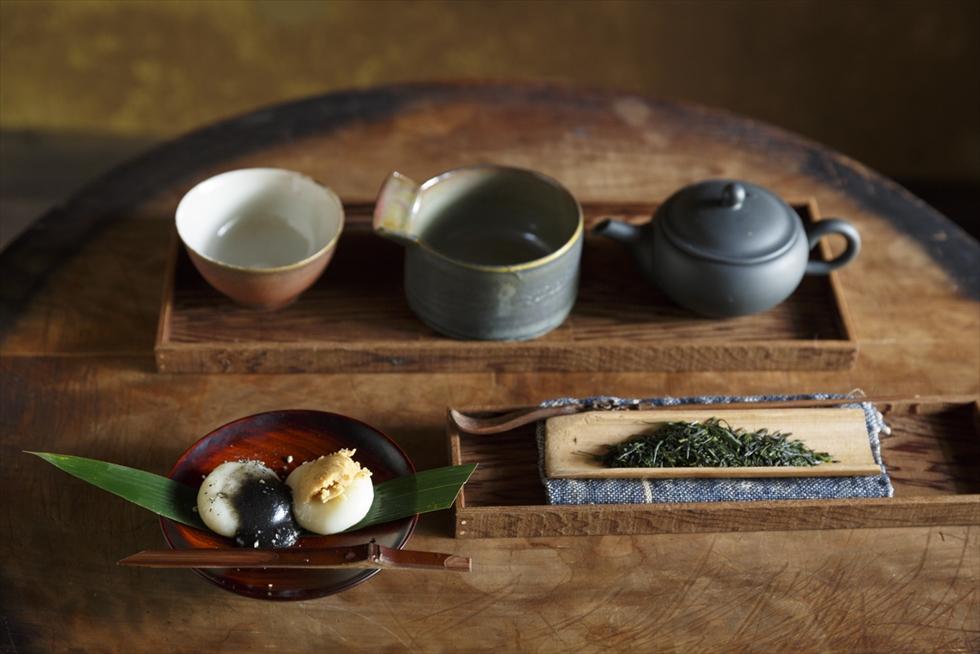 美しく奥深きお茶の世界へ。街の片すみに息づく京町家カフェ「aotake」