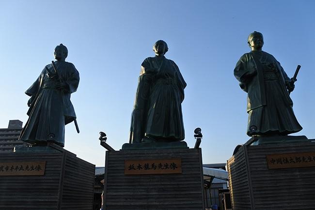 満腹・満足の豪快土佐料理と高知城下町巡り 高知城(3)