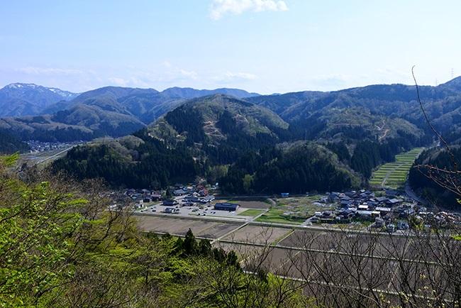 信長と加賀一向一揆の最後の激戦跡へ 鳥越城(1)