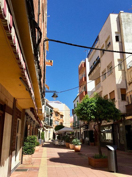地図を見て気になったはじっこに行ってみた、アルヘシラスへ 南スペインはじっこ紀行01