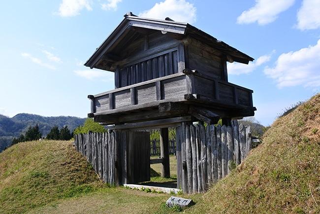 信長軍を迎え撃つ戦闘空間を楽しむ 鳥越城(2)