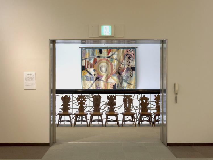空間が丸ごとアート。エネルギッシュな抽象画の世界に飛び込む「京都府立 堂本印象美術館」