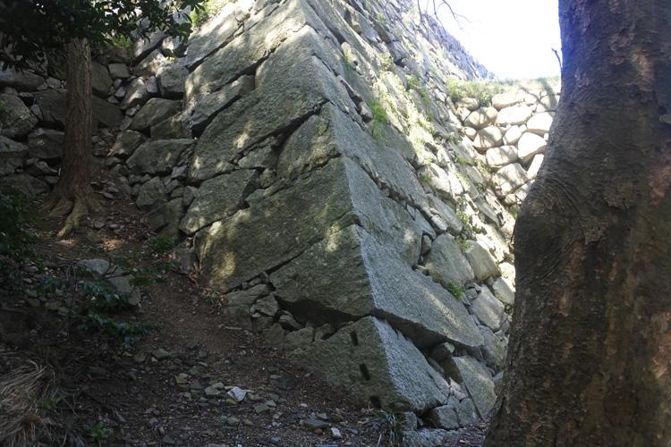 関ヶ原合戦後に誕生した水城、小浜城 後瀬山城と小浜城(2)