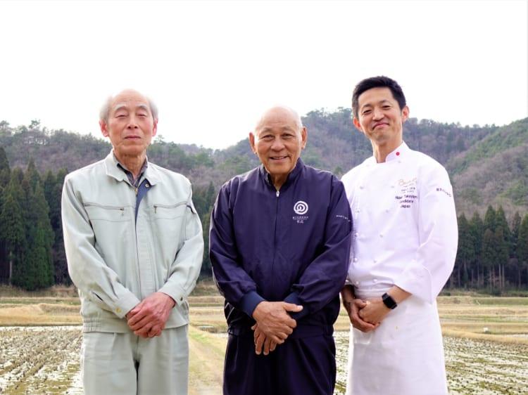石川県小松市で「酒造りの神様」の日本酒をたのしむ