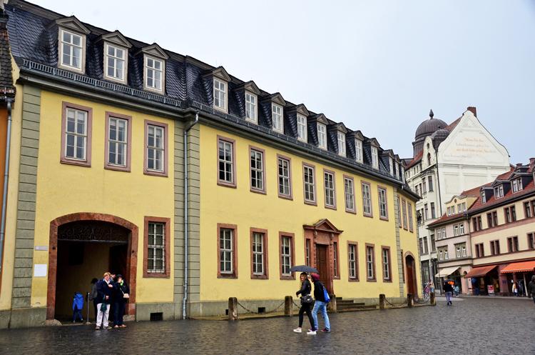 「人間ゲーテ」の足跡をたどる ドイツ・ワイマール