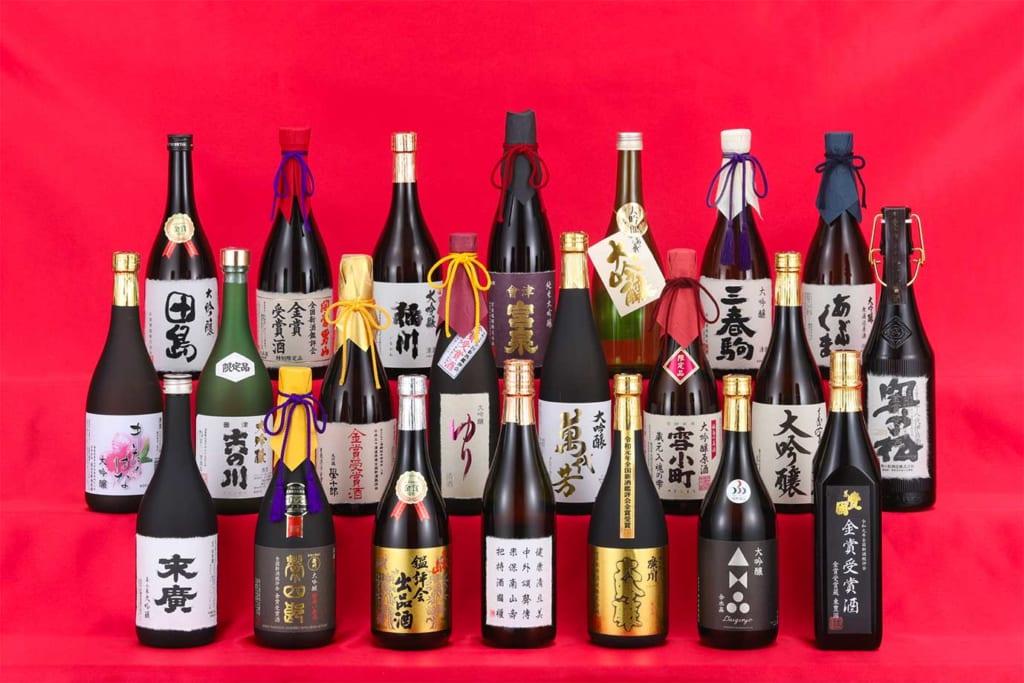 平成30酒造年度の全国新酒鑑評会では、福島県から22銘柄が金賞を受賞。史上初の「金賞受賞数7年連続日本一」という快挙を成し遂げた。