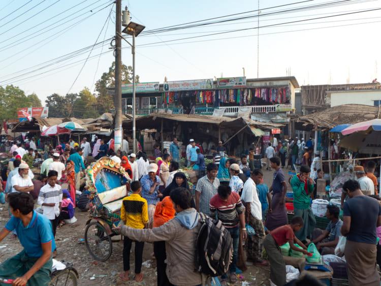 再び「12万円で世界を歩く」バングラデシュ編2