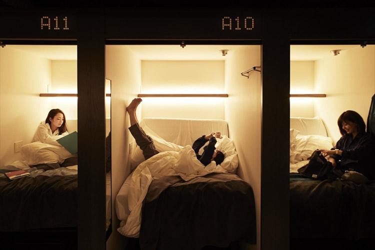 安くて楽しく泊まれる 京都で新スタイルのホテルを体験