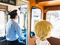 電車ごと「洗われちゃう」? 静岡・遠州で心身浄化の旅