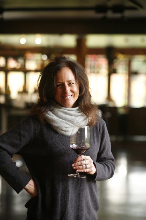 ワインメーカーのヴァージニア・ウィルコックさん