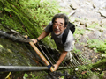 野渓温泉を目指す探検? 下川裕治が行く台湾超秘湯旅