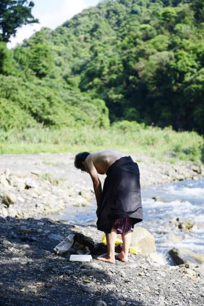 梵梵野渓温泉から嘎拉賀野渓温泉へ、旅行作家・下川裕治が行く、台湾の超秘湯旅5