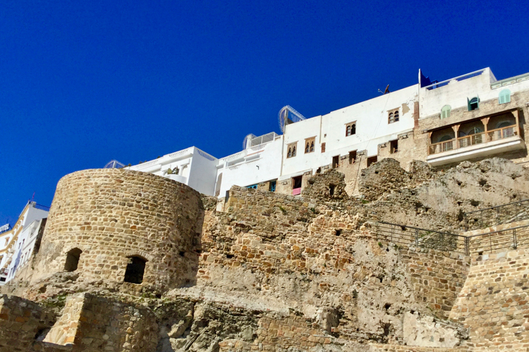 ジブラルタル海峡を渡ってモロッコのタンジールへ はじっこ紀行03
