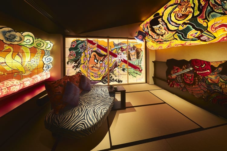 星野リゾート「青森屋」、「青森ねぶたの間」の価値を味わう最善の方法