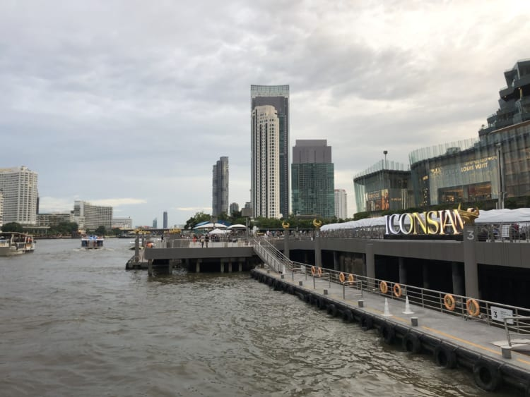 日本にはない水上交通のメリットを堪能「ザ・ペニンシュラ・バンコク」