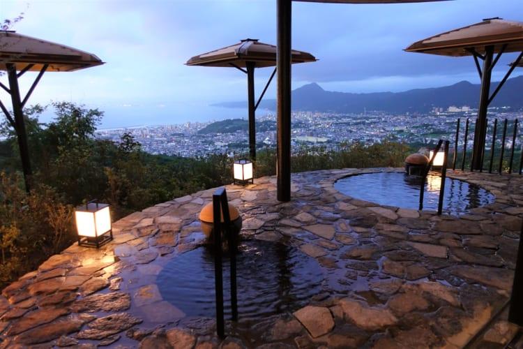 温泉+絶景ざんまい 8月にオープンしたばかり「ANAインターコンチネンタル別府リゾート&スパ」