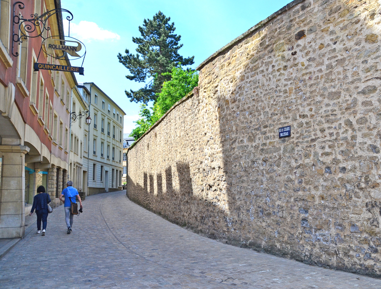 「小スイス」と、1000万人が見た世界の記憶 ルクセンブルク
