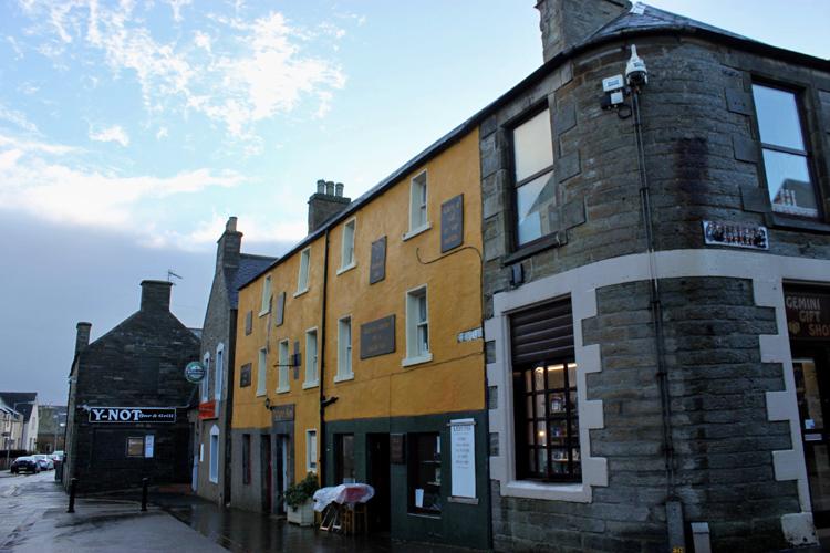 古城と最北端の町サーソー スコットランドはじっこ紀行1