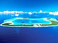 名優マーロン・ブランドが所有した島々 楽園ビーチ探訪