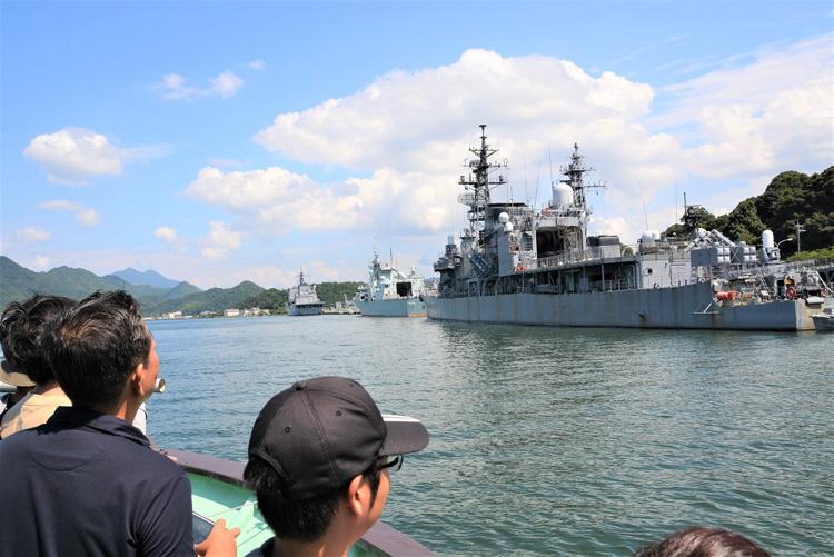 映画のロケも多数 ノスタルジックな海軍の街「東舞鶴」