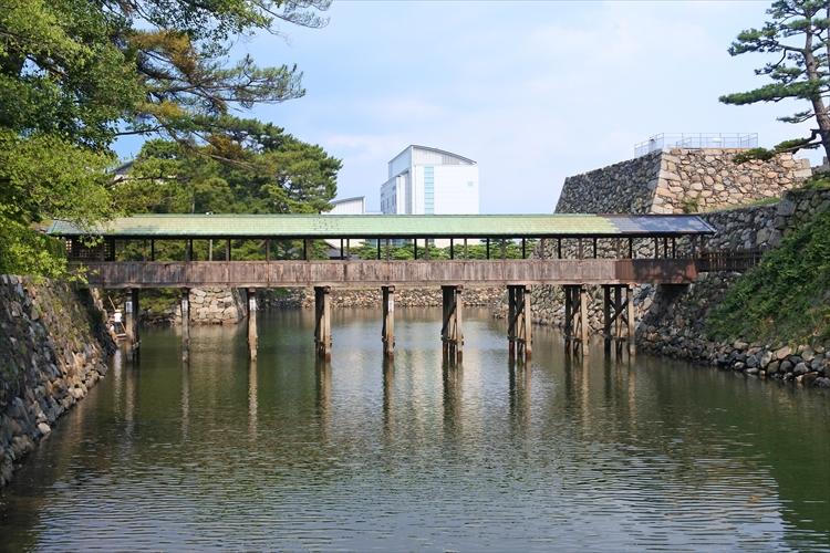 再建なるか、四国最大の個性的な天守 高松城(2)