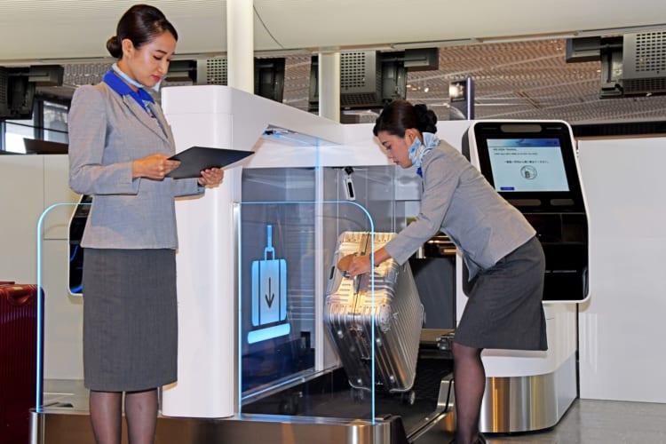 自動手荷物預け機、成田空港国際線で本格導入 来夏までに15社72台
