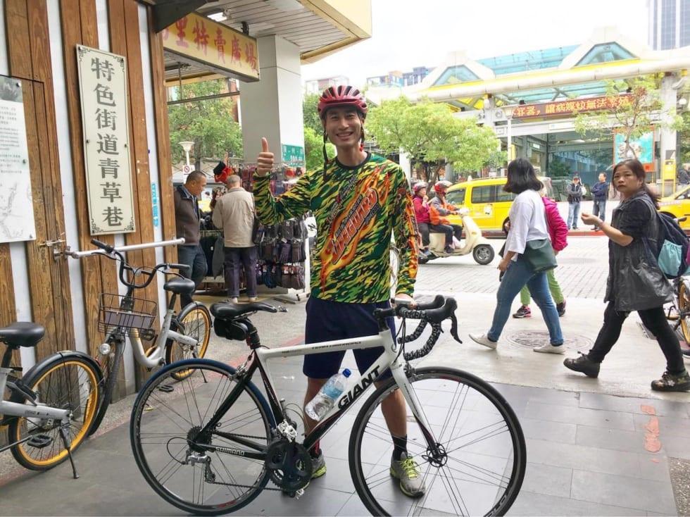 台湾一周自転車旅「環島」 牛角クロワッサンがうまかった! (1)台北~台中 | 朝日新聞デジタル&TRAVEL(アンド・トラベル)