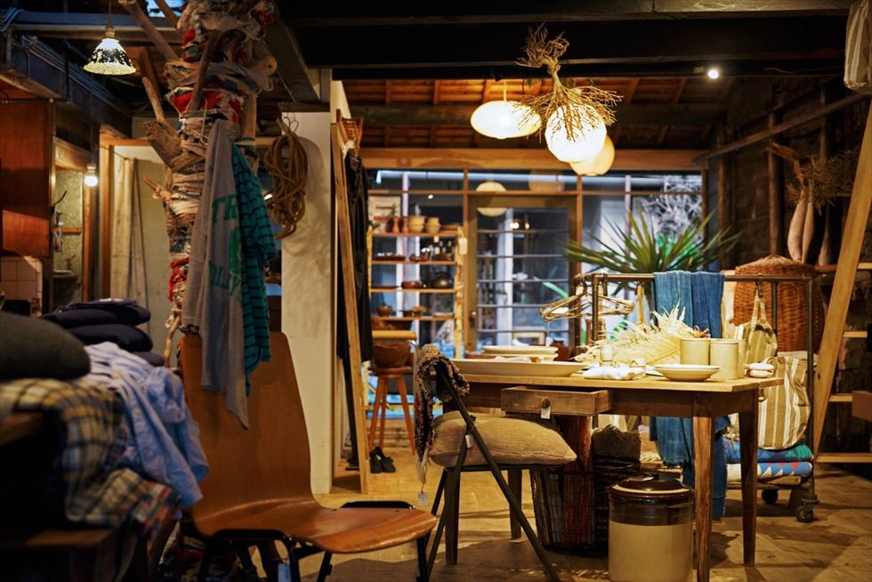 古いもの好きの心くすぐる、京都のビンテージショップ「BROWN ...