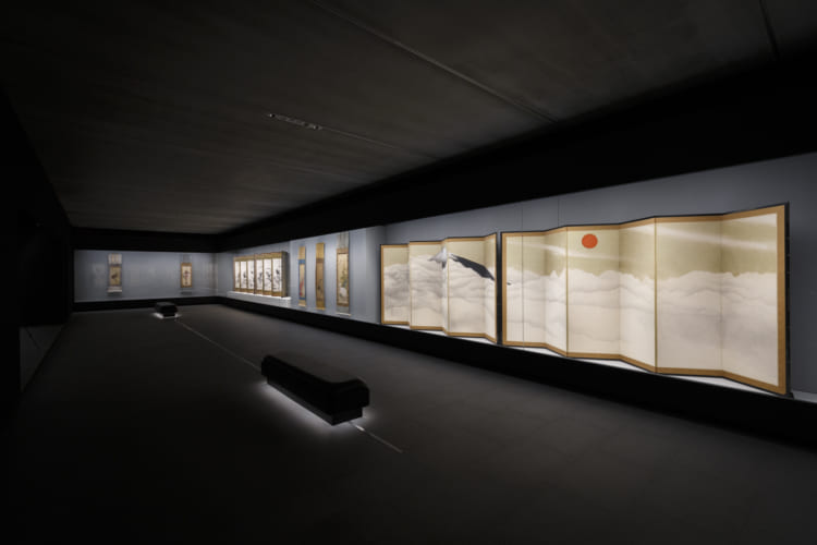 京都・嵐山に新アートスポット。主役級の日本美術に出合う「福田美術館」