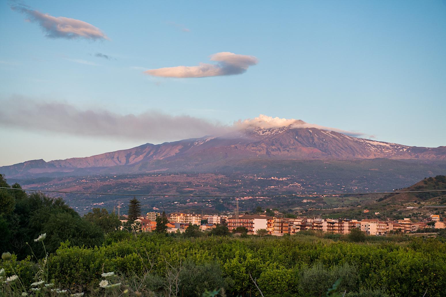 「火のワイン」を求めて イタリア・シチリア島のエトナ山