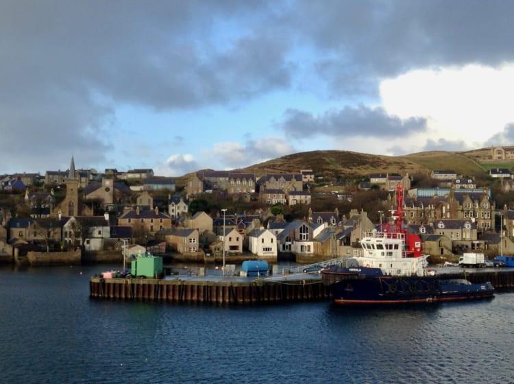 海を渡りオークニー諸島へ スコットランドはじっこ紀行2