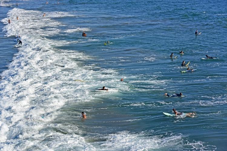 カリフォルニアのサーフカルチャーを育んだハンティントンビーチ