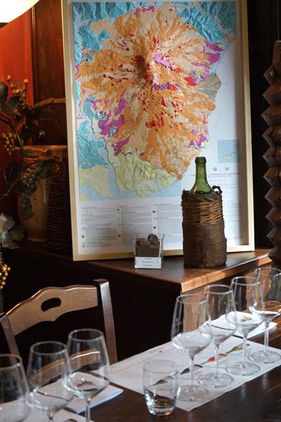 エトナのワイン 芯は強く、バリエーションは無限 イタリア・シチリア島