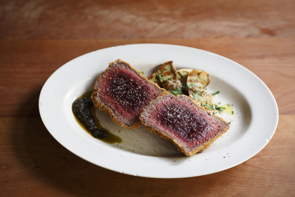大地の記憶を宿すワインと料理の物語。京都のレストラン「DUPREE」