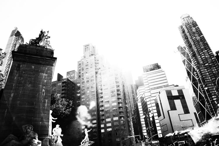 (30)撮ったのは、摩天楼じゃない ニューヨークの永瀬正敏