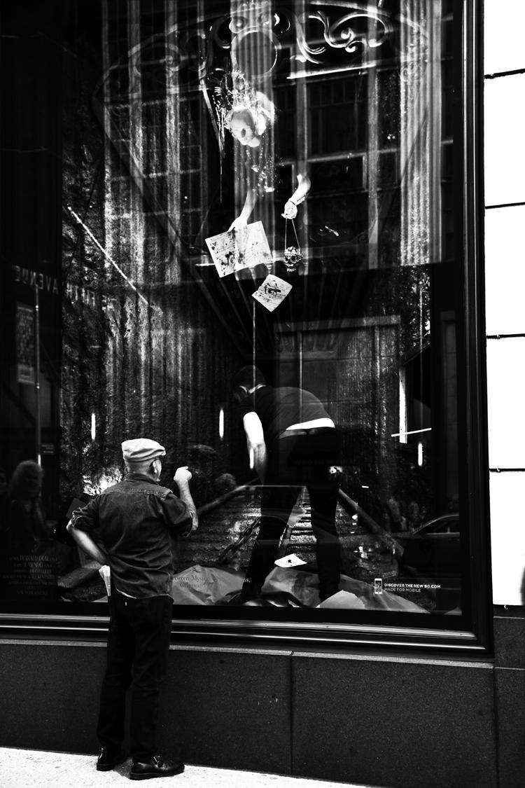 (29)永瀬正敏が撮った、魔法のコミュニケーション ニューヨークの街角で