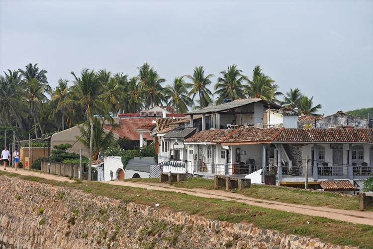 世界遺産・スリランカの城塞都市、ゴールの砦と旧市街を歩く