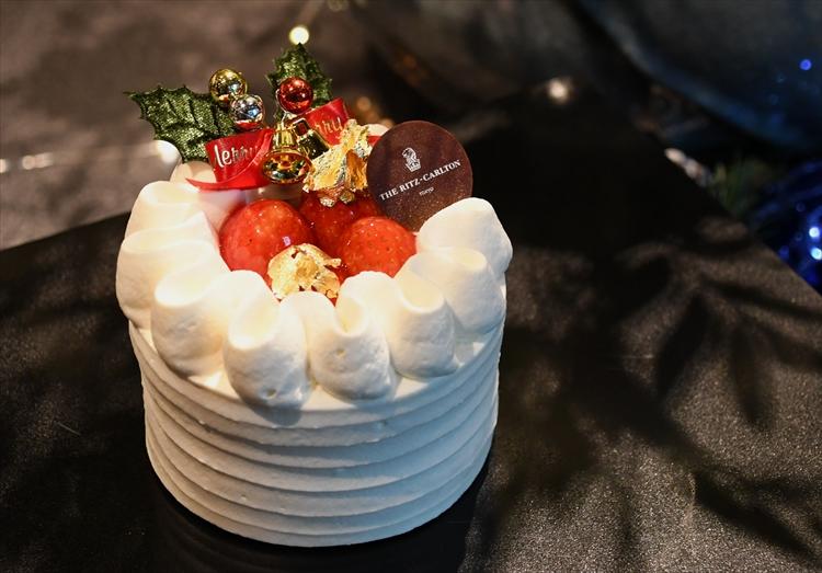 ザ・リッツ・カールトン東京のクリスマスケーキが予約スタート