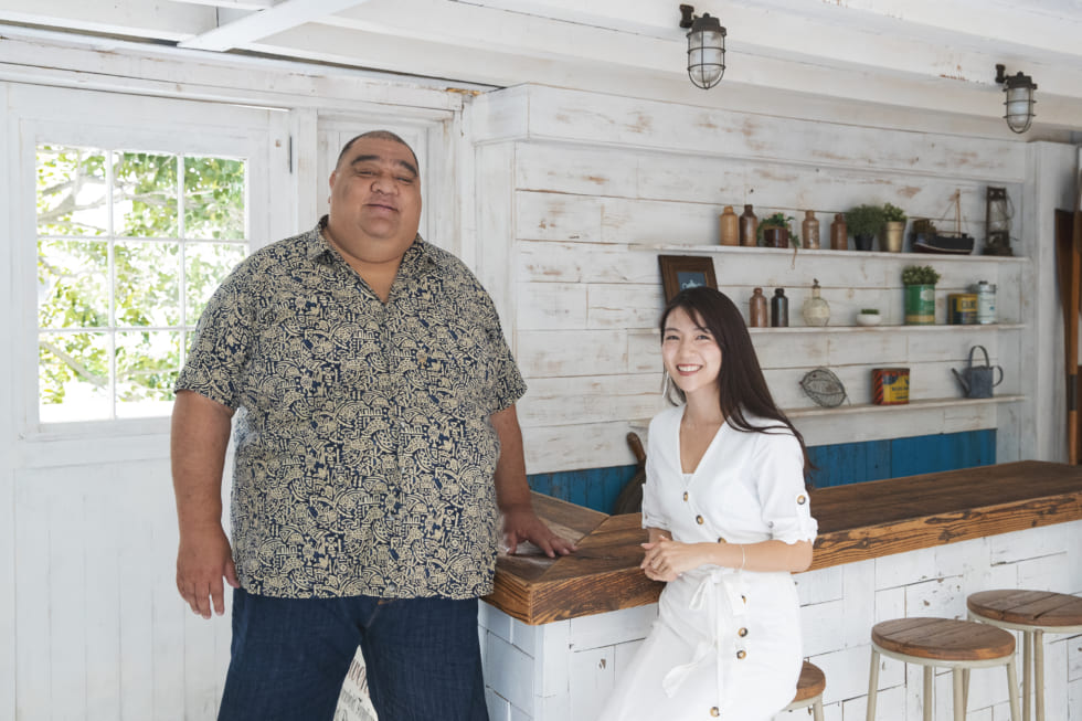 <3>幸福の国、フィジーに流れるのんびり時間/武蔵川親方×淡輪ゆきさん対談