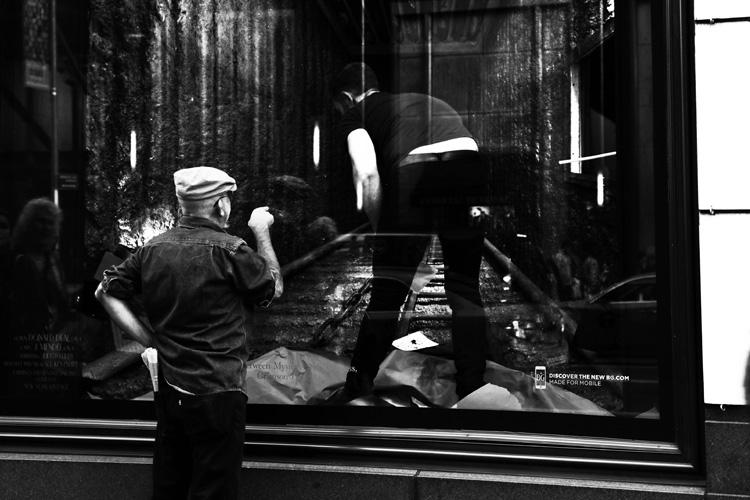 永瀬正敏が撮った、魔法のコミュニケーション ニューヨークの街角で