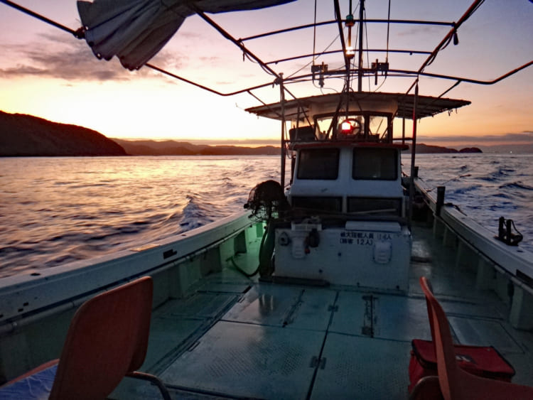 釣り師泣かせの「高仕掛け」でタイ、マサバ 和歌山市加太沖