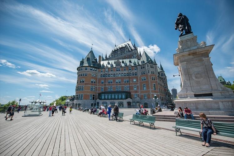 カナダのルーツ、ケベック州で「わたしは忘れない」旅をする