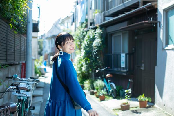 深川麻衣のカメラ散歩「気ままにぱしゃり」 谷中銀座めぐり編