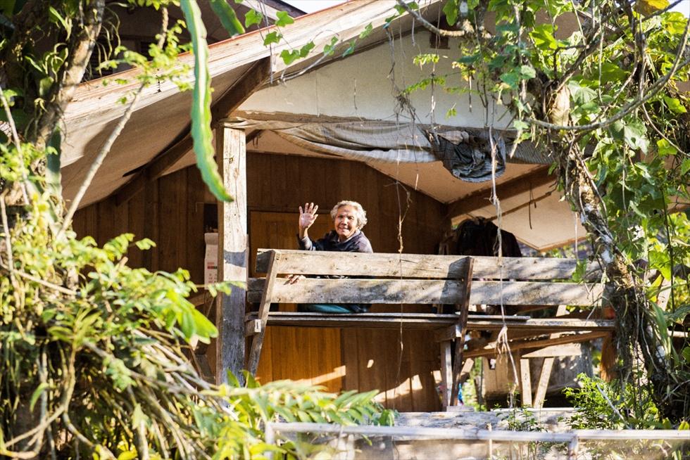 「サワッディーチャーウ!」タイ北部の方言のあいさつ